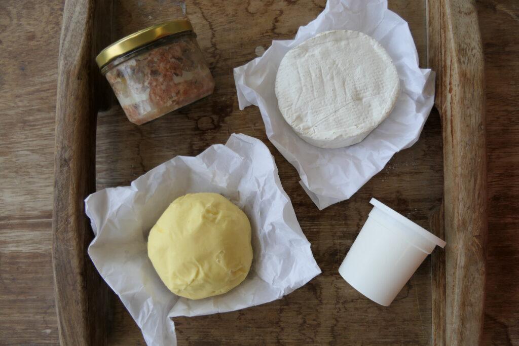 Produit du CETA fromages